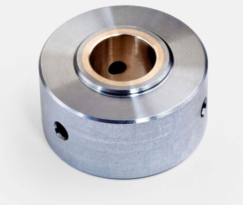 CNC Turned Rotor Assembly used to Lift Top