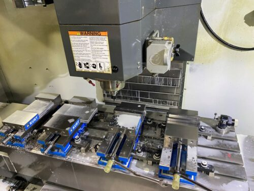Thuro metal products cnc milling machine