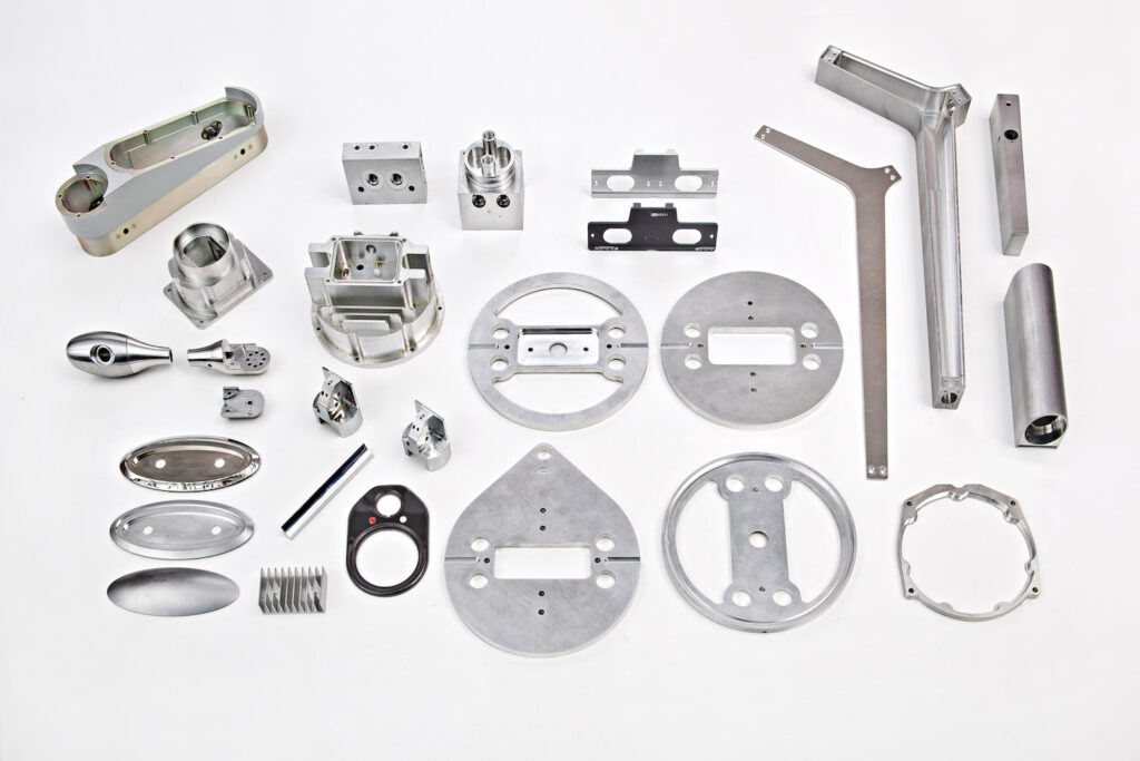Thuro Metal Products CNC Milled Parts