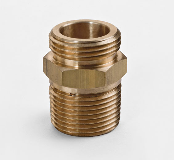 Production Machining of a Brass Fitting for the Air Conditioning, Heating and Refrigeration (AHR) Industry